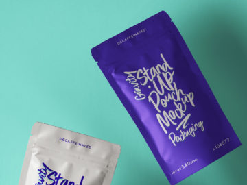 Free Pouch mockup